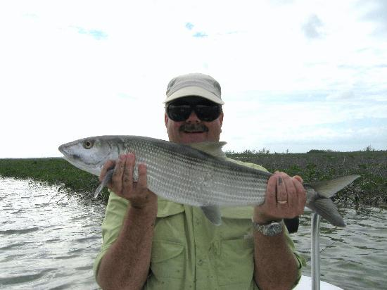 North Riding Point Club : My best bonefish of the trip