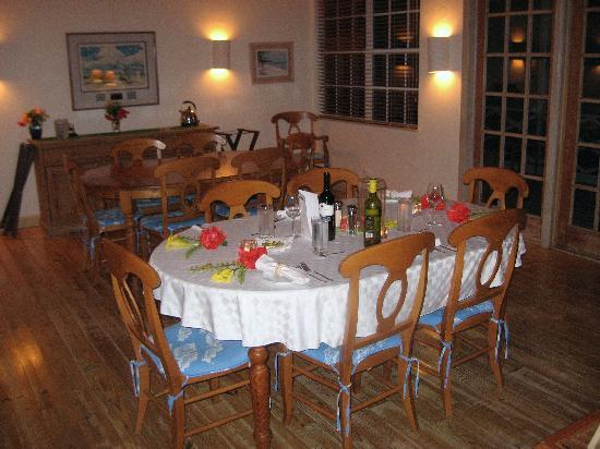 North Riding Point Club: The Dining Room at N.R.P.C.