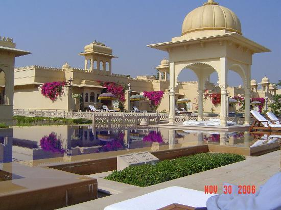 The Oberoi Udaivilas: Udaivillas