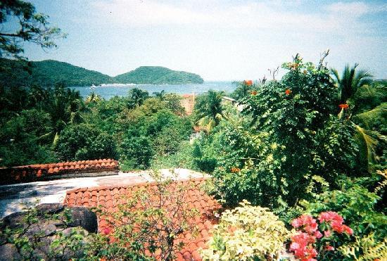 La Quinta Troppo: View From the Terrace