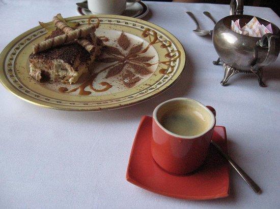 Ristorante Al Dente: Dessert & Coffee