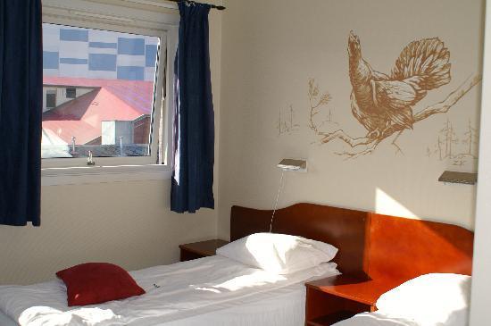 Kirkenes Hotel: Another room on 3rd floor
