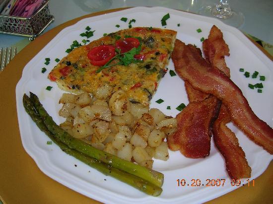 A Storybook Inn Breakfast