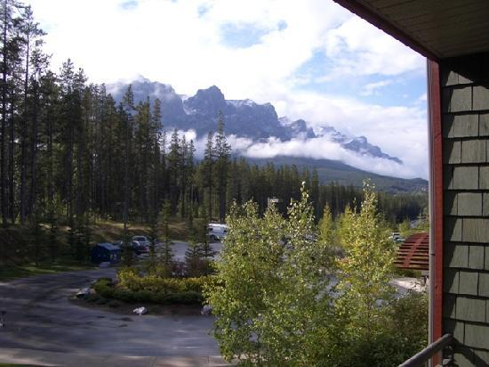 Grand Canadian Resort Vacation Club: Early Morning view from Apartment