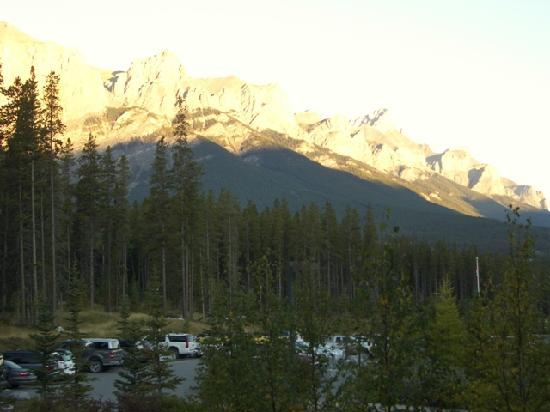 Grand Canadian Resort Vacation Club : Afternoon view from Apartment