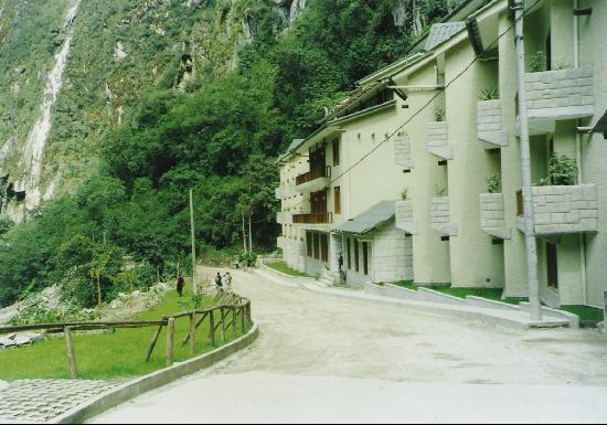 SUMAQ Machu Picchu Hotel: Frente del Hotel Sumaq