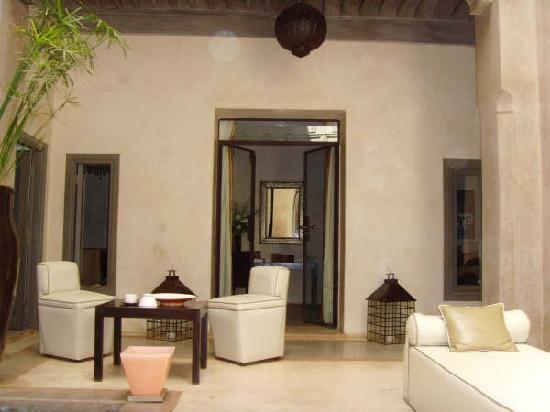Riad Dar One: Pure tranquility