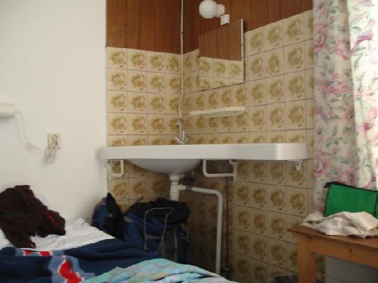 Euphemia Hotel : Die Wasch-Ecke