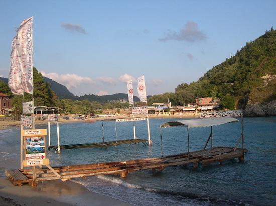 Corfú, Grecia: paleo