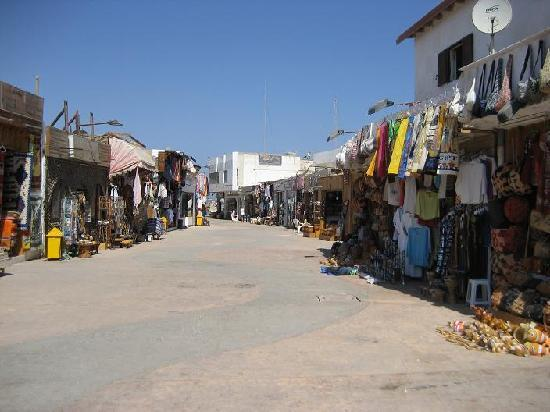 Dahab, Egypt: Assalah district
