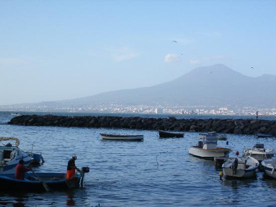 Castellammare Di Stabia, Italien: Fishing boats,castellamare