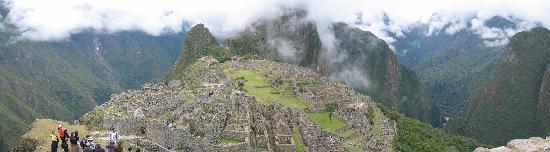 Santuario Historico de Machu Picchu: Machu Picchu Panorama