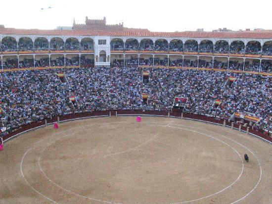 Plaza Monumental de Toros de las Ventas - Picture of Plaza de Toros las Venta...