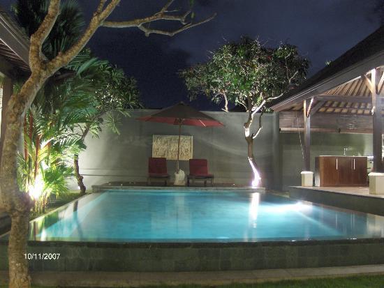 The Ulin Villas & Spa: 2 Bedroom Villa - Courtyard