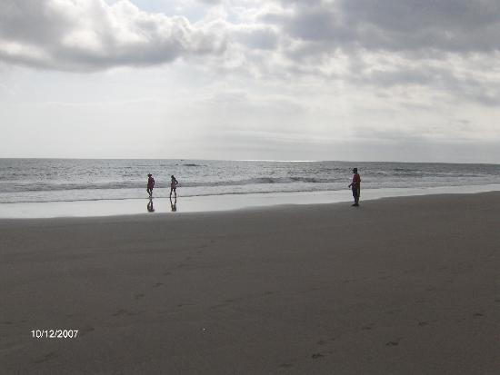 The Ulin Villas & Spa: Nearest Beach