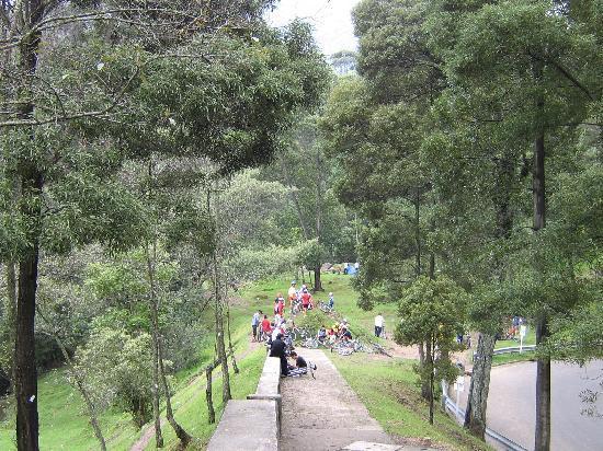 Parque Nacional de Bogota