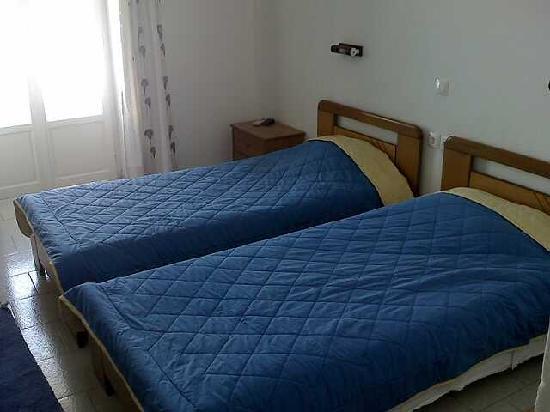 Hotel Zannis: Bedroom