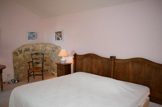 La Vieille Fontaine : Our room