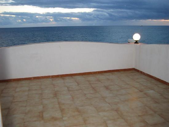 Hotel Miramare: Our balcony