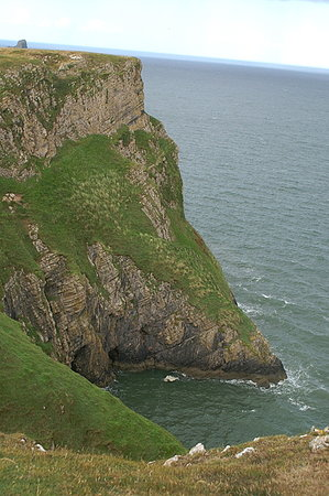The Worms Head Hotel: a walk to worms head