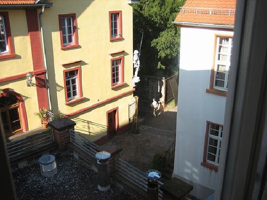 Kulturbrauerei : back of the hotel