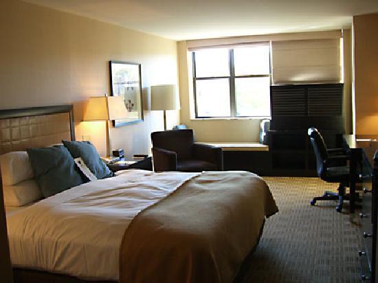 The Saratoga Hilton: room 02