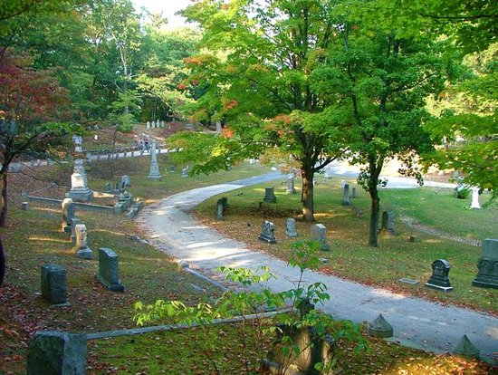 Concord, MA : Sleepy Hollow Cemetery