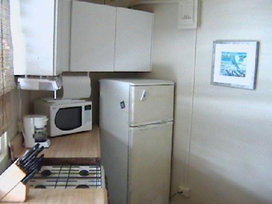Coqui del Mar Guest House : Kitchen