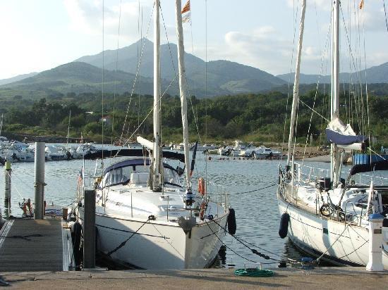 Argeles-sur-Mer, Francia: le port