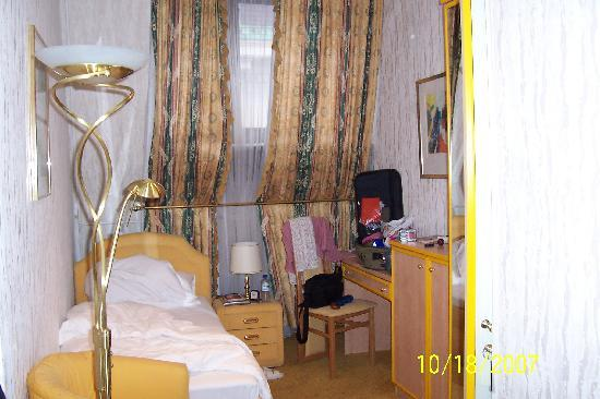Hotel Schweizerhof: Single Room