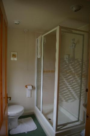Lesquite: das Bad - klein, aber sehr sauber
