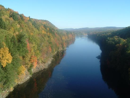 Erving, MA: View from French King Bridge