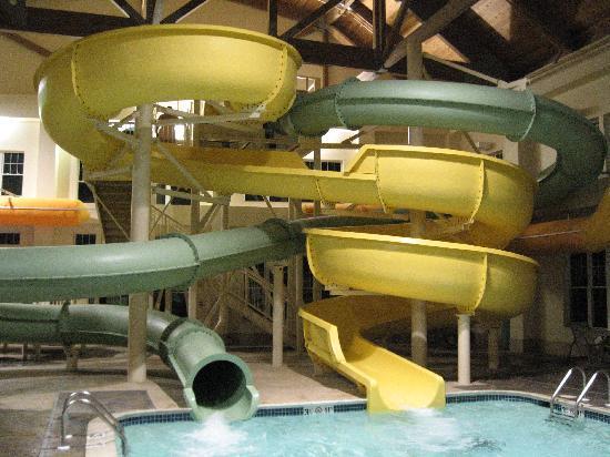 Hampton Inn & Suites North Conway : water park