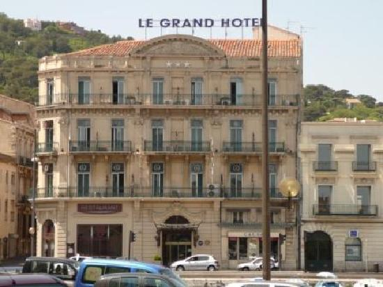 Bed picture of le grand hotel sete tripadvisor for Le grand hotel
