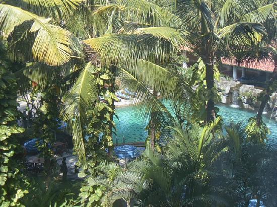 Melia Purosani: The pool
