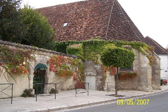 Chablis, Frankrig: hotel