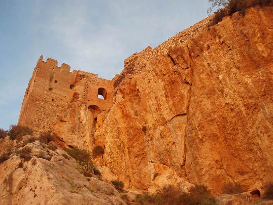 Pension Mari Carmen: Salobrena Moorish Alcazar castle