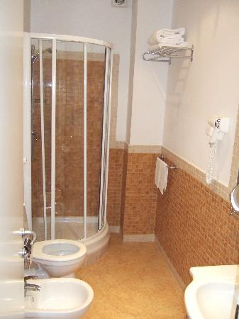 Saint Paul Hotel: Baño 2