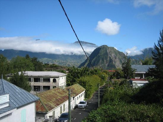 Salazie, Reunion: vue de l hotel