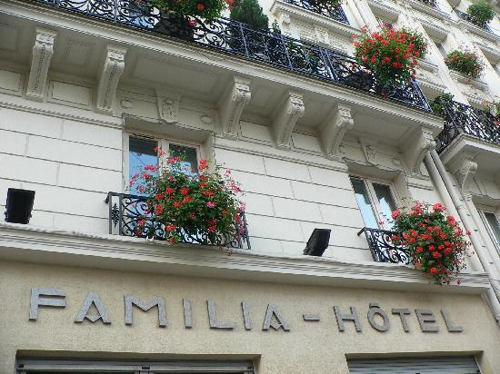 the familia hotel picture of familia hotel paris tripadvisor. Black Bedroom Furniture Sets. Home Design Ideas