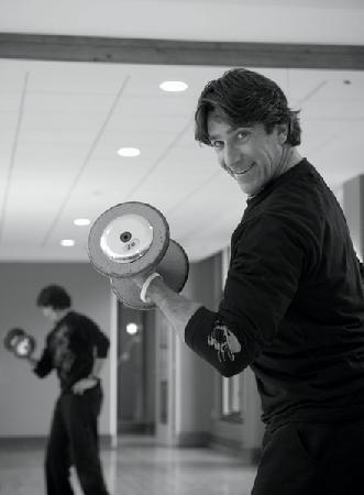 Club at Allegria Spa personal trainer: Joel Weinstein