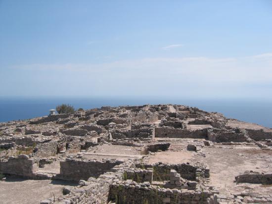 Ruins of Ancient Thera