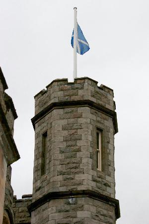Inverlochy Castle Hotel: Scottish tourette