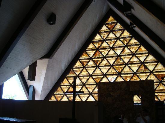 Capilla de la Paz (Chapel of Peace): Inside The Chapel of the Peace