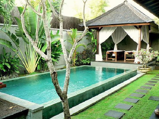 The Ulin Villas & Spa: Pool