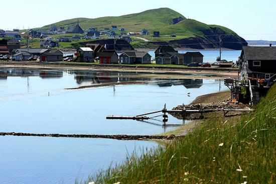 Iles de la Madeleine, Kanada: Beautiful La Grave