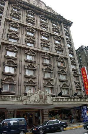 Paradise Hotel: hotel