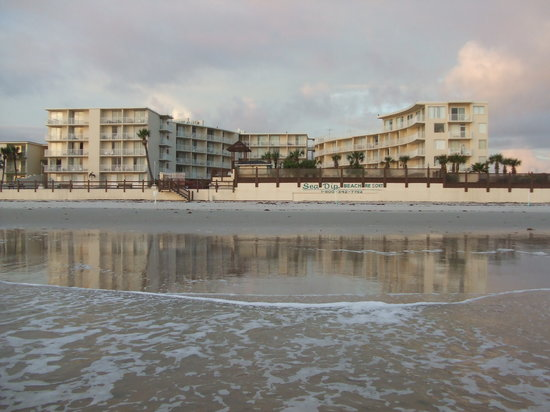 Sea Dip Resort Daytona Beach Florida