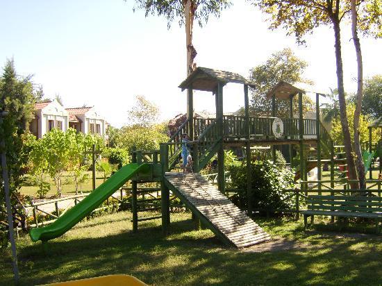 Club Tuana Fethiye: kiddy club playground