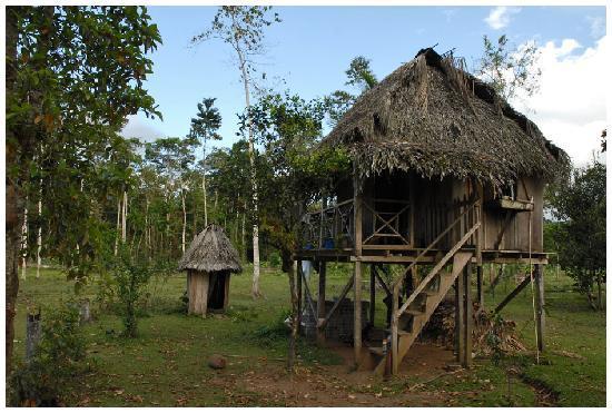 Changuinola, Panama : where we stayed